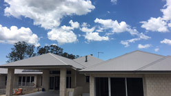 Hats 4 Houses are experts in Metal roofing brisbane